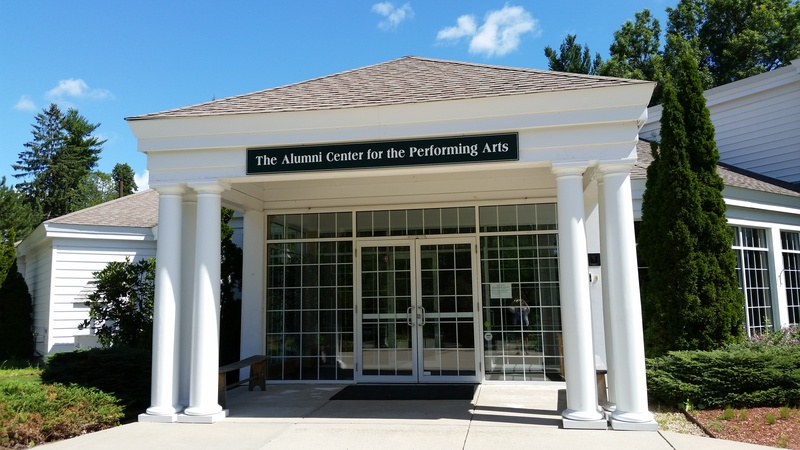 The Alumni Center for the Performing Arts, 98 Prospect St, Fitchburg, MA, 01420